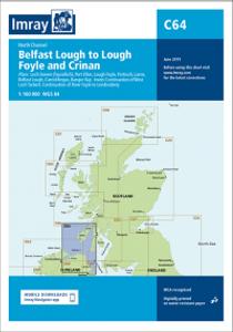 Bilde av C64: North Channel - Belfast Lough to Lough Foyle and Crinan