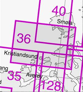 Bilde av 36: Kristiansund - Tyrhaug